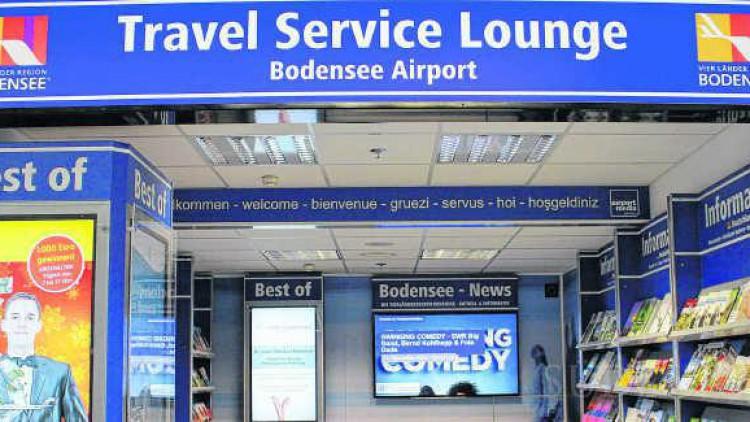 Travel Service Lounge Friedrichshafen